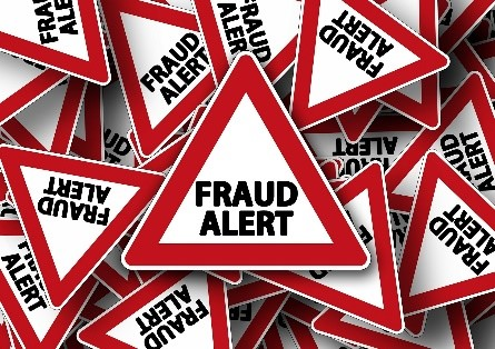 Fraud Alert Warning Signs